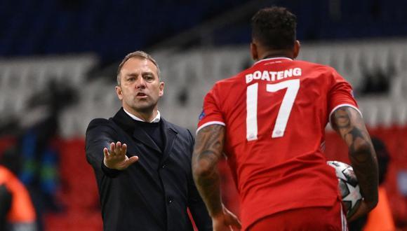 Hans-Dieter Flick es entrenador de Alemania desde el 2019. (Foto: AFP)