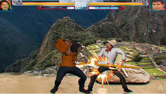 A pocos días de la Segunda Vuelta Keiko Fujimori y Pedro Castillo aparecen en un videojuego de peleas.