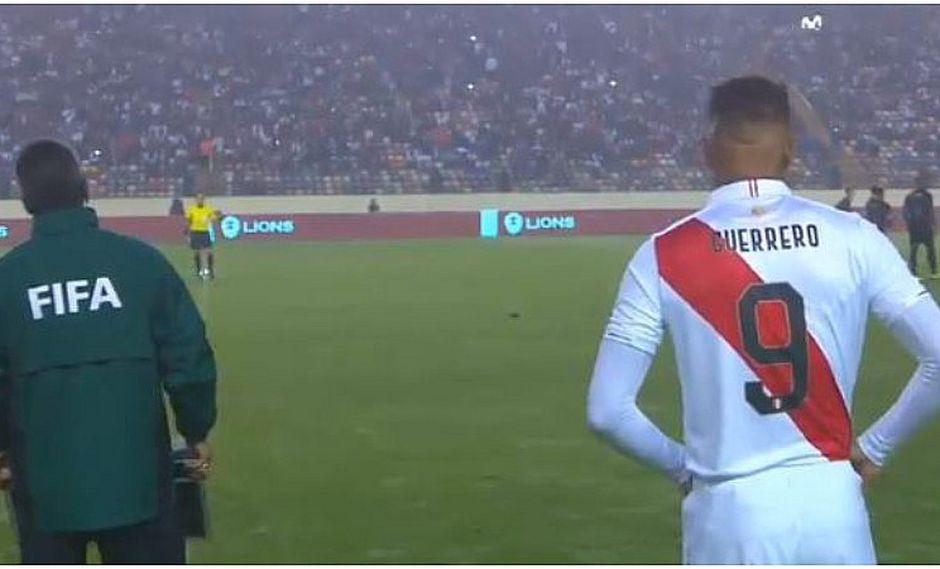 Perú vs. Costa Rica | Paolo Guerrero ingresa y vuelve a jugar con la bicolor luego de casi un año | VIDEO