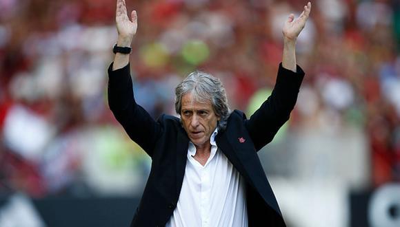 Jorge Jesús buscará el título de Libertadores con Flamengo después de 38 años. (Getty)