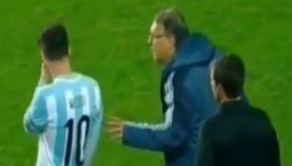 Copa América 2015: Messi habría ordenado a Martino cambio de Mascherano [VIDEO]