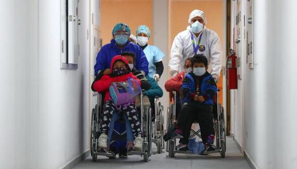 Minsa informó que la cifra de pacientes que se recuperaron de COVID-19 aumentó este 25 de noviembre. (Foto: Hugo Curotto/GEC)