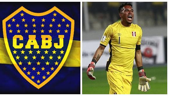 ¿Pedro Gallese en la mira de Boca Juniors para la Copa Liberadores?