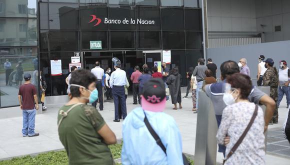 El pagó del bono de 600 soles a las nuevas regiones también se hará por grupos con características similares a los de la primera etapa. (Foto: Jesús Saucedo / GEC)
