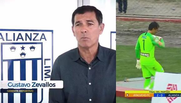 Gustavo Zevallos respaldó a Butrón luego del incidente en Ayacucho [VIDEO]