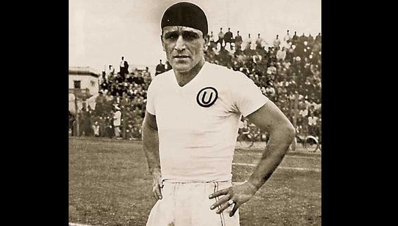 'Lolo' Fernández nació un 20 de mayo de 1913 en Hualcará, Cañete.