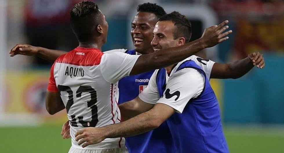 Perú goleó 3-0 a Chile en amistoso internacional FIFA disputado en Miami