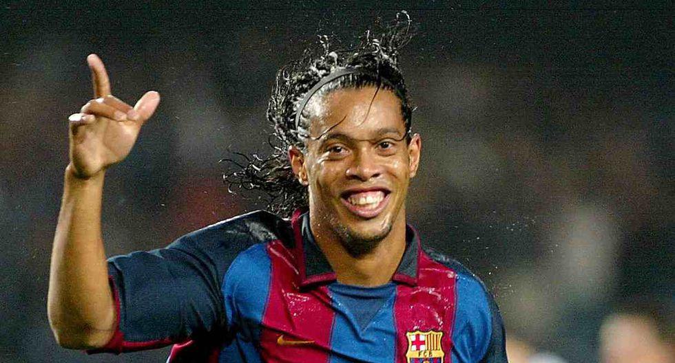 Ronaldinho tendrá su propio documental. (Foto: AFP)