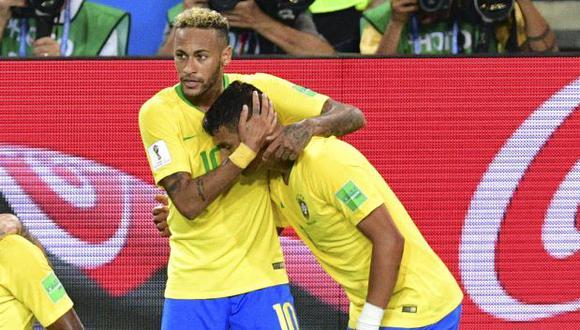 Thiago Silva mandó mensaje a peruanos tras quejas por Neymar. (Foto: AFP)