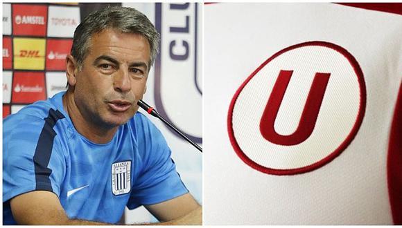 Alianza Lima: el día que Pablo Bengoechea pudo ser jugador de Universitario de Deportes