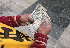 Precio del dólar hoy 30 de julio: Dólar supera los 4 soles tras juramentación de ministros