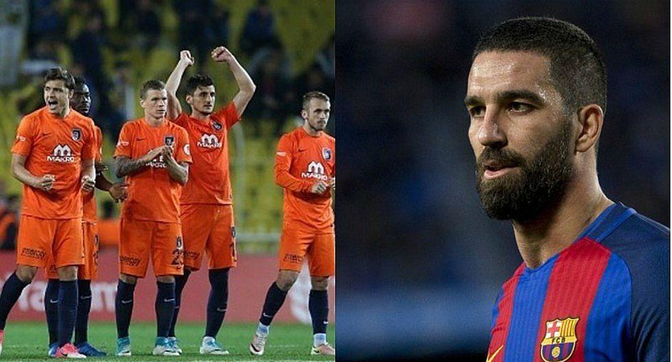 Barcelona: Arda Turan jugaría en el Basaksehir de Turquía