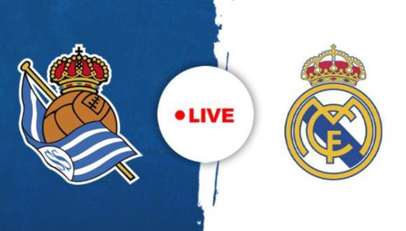 Real Madrid hace su estreno en LaLiga Santander ante Real Sociedad en Anoeta. Aquí te contamos dónde y cómo ver el partido de los merengues en vivo y en directo desde las 21:00 horas de España y las 14:00 horas de Perú y México