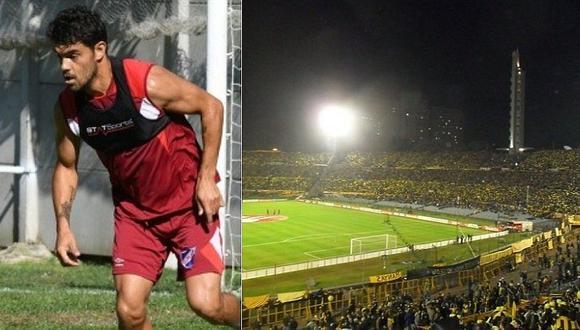 Peñarol y el bravo recibimiento a Luis Aguiar tras fichar por Nacional