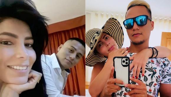 Milena Zárate aseguró que su relación con el futbolista Augusto Barrera se mantiene firme. (Foto: @milenazaratedmk)