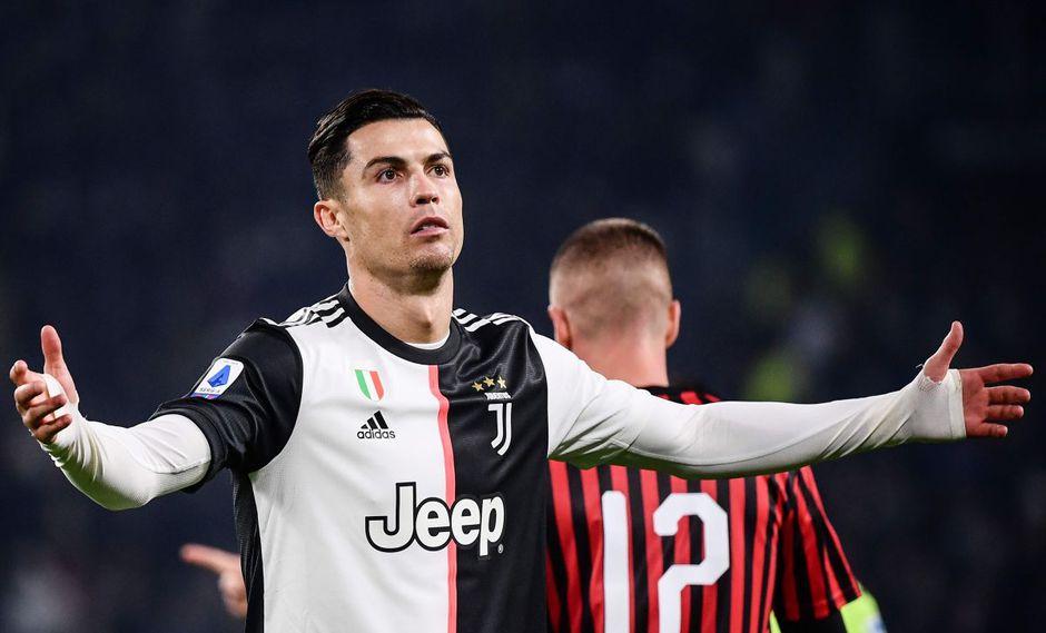 Cristiano Ronaldo llegó a Juventus por 100 millones de euros. (AFP)