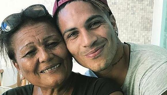 Guerrero y su madre doña Peta viajaron a Alemania. (Foto: Instagram)