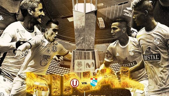 Universitario chocará este miércoles ante Sporting Cristal por la primera final de la Liga 1