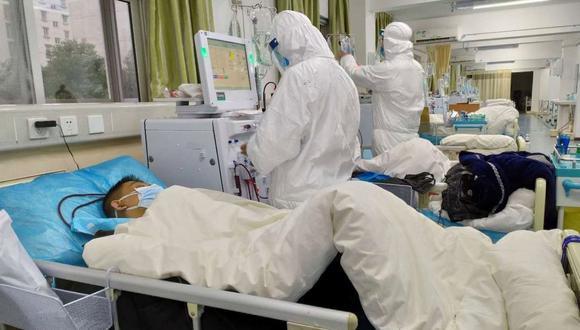 El ensayo será realizado por la Academia de Ciencias Médicas Militares de China y la firma de biotecnología CanSino Biologics, según la base de datos del estudio. (Foto referencial: Reuters)