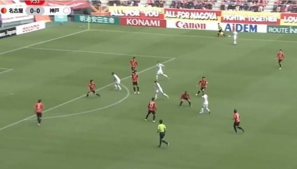 El espectacular lujo de Andrés Iniesta que ha alborotado a todo Japón [VIDEO]