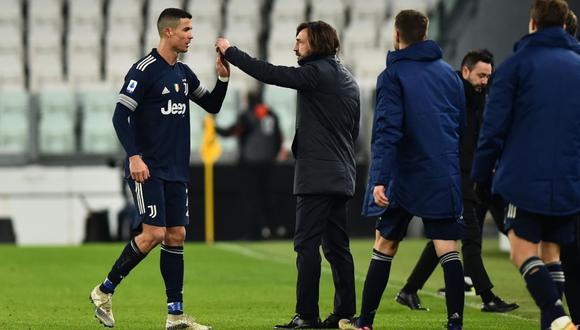 Entrenador de Juventus evitó criticar a Cristiano Ronaldo (Foto: Reuters)