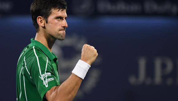 Tras ese momento negativo, Djokovic construyó una carrera repleta de éxitos, con 17 títulos Grand Slam y 34 títulos Masters 1000. (Foto: AFP)