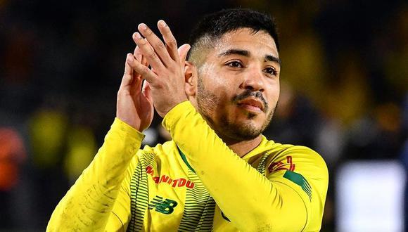 Percy Prado jugará en Sporting Cristal esta temporada. (Foto: FC Nantes)