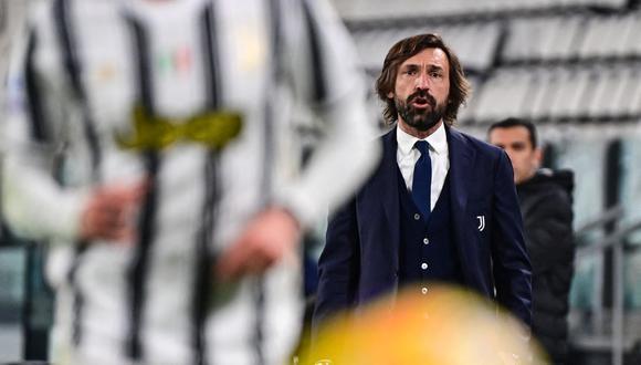 """Pirlo destacó la necesidad de """"borrar este partido"""". (Foto: AFP)"""