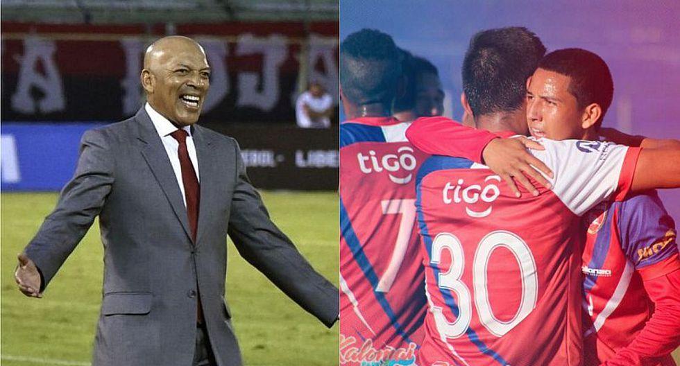 Equipo de Roberto Mosquera es la sensación en el fútbol boliviano