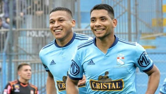 Sporting Cristal venció 1-0 a Ayacucho FC por el Torneo Clausura en el Alberto Gallardo