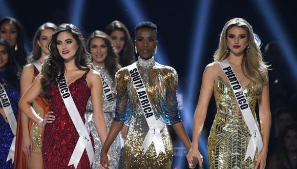 Hora y canal para ver EN VIVO el Miss Universo. (Foto: AFP).