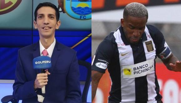 El periodista de GOLPERU indicó que prefiere la presencia de Jefferson Farfán en la selección peruana frente a Chile antes que la de Raúl Ruidíaz.