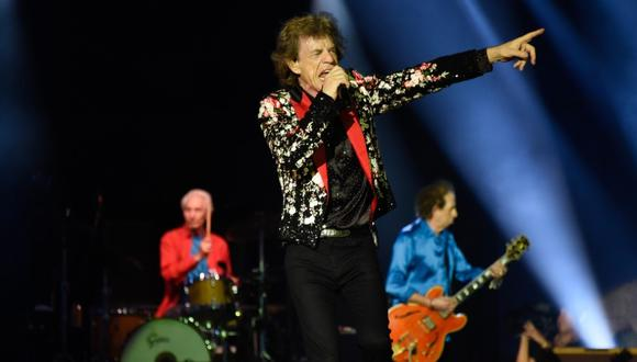 Las funciones de The Rolling Stones se postergaron a consecuencia de los problemas cardíacos de Mick Jagger. (Foto: AFP)