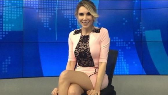 Juliana Oxenford vuelve a referirse a su salida de Latina (Foto: captura)