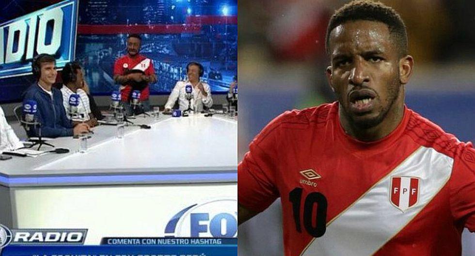 Ministerio de Cultura rechaza imitación de Jefferson Farfán en Fox Sports