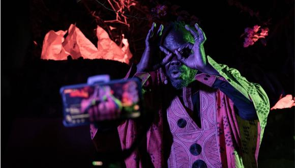 Eventos teatrales y musicales que se pueden apreciar en tiempos de cuarentena. (Foto: AFP)