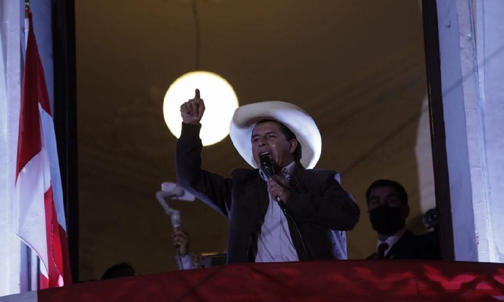 Pedro Castillo (Foto: Anthony Niño de  Guzmán/ GEC)