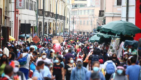 Pilar Mazzetti señaló que Lima Metropolitana tiene mayor oferta hospitalaria en plena pandemia por el COVID-19, lo que no ocurre con Lima Regiones. (Hugo Curotto/GEC)