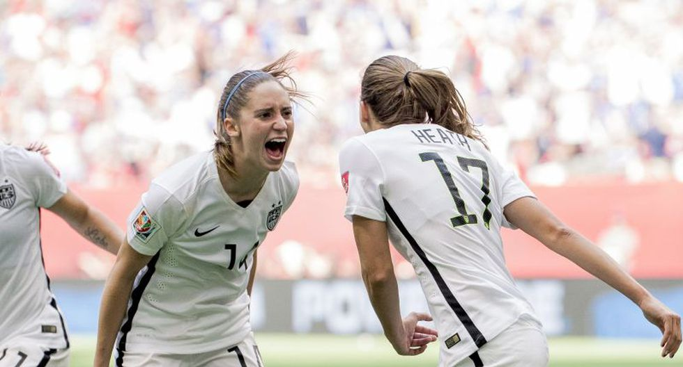 Estados Unidos campeón mundial en fútbol femenino
