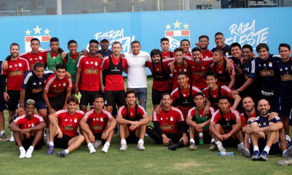 Sporting Cristal y las tres promesas que pueden seguirle los pasos a Fernando Pacheco para el 2021