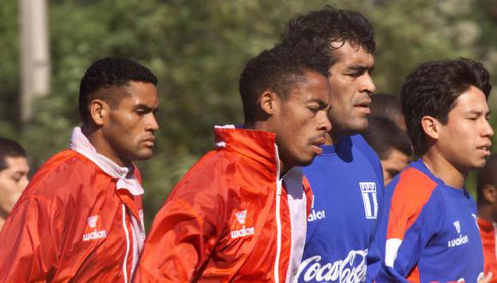 Miguel Miranda debutó con la selección peruana en 1993. Su último partido con la blanquirroja fue en 2001. (Foto: GEC)
