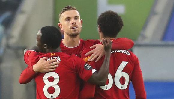 Liverpool perdió 3-1 ante Real Madrid, por la ida de cuartos de final de la Champions League. (Foto: AFP)