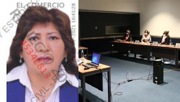 La decisión de destituir a la magistrada se tomó por unanimidad. (Foto Reniec/archivo GEC)
