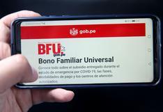 Bono Universal - link oficial: plataforma para ver lista de beneficiarios