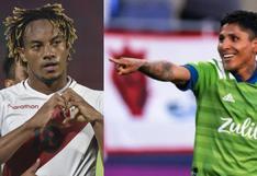 """André Carrillo envía mensaje a Ruidíaz tras golazo en la MLS: """"Causa, por qué eres así"""""""