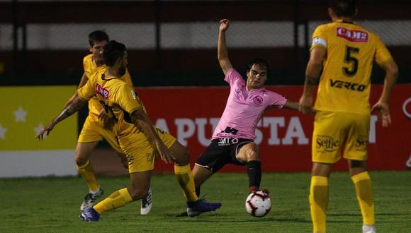Sport Boys empató 0-0 con Cantolao por la Liga 1