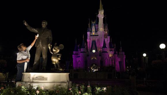 Disney World y otros parques temáticos en Florida reabren entre junio y julio. (Foto: AFP)