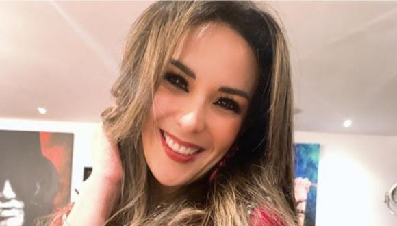 Silvia Cornejo deja América Televisión y confirma su salida del canal en vivo . (Foto: Instagram)