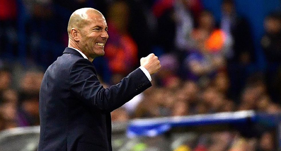 Real Madrid anuncia primer refuerzo para Zinedine Zidane