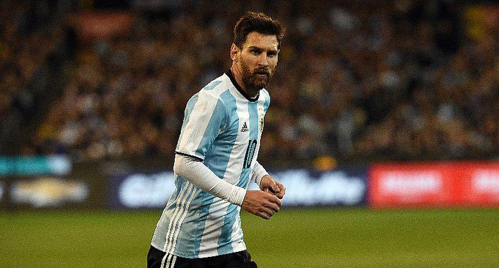 """Messi: """"Nos dicen pechos fríos y hemos llegado a 3 finales"""""""